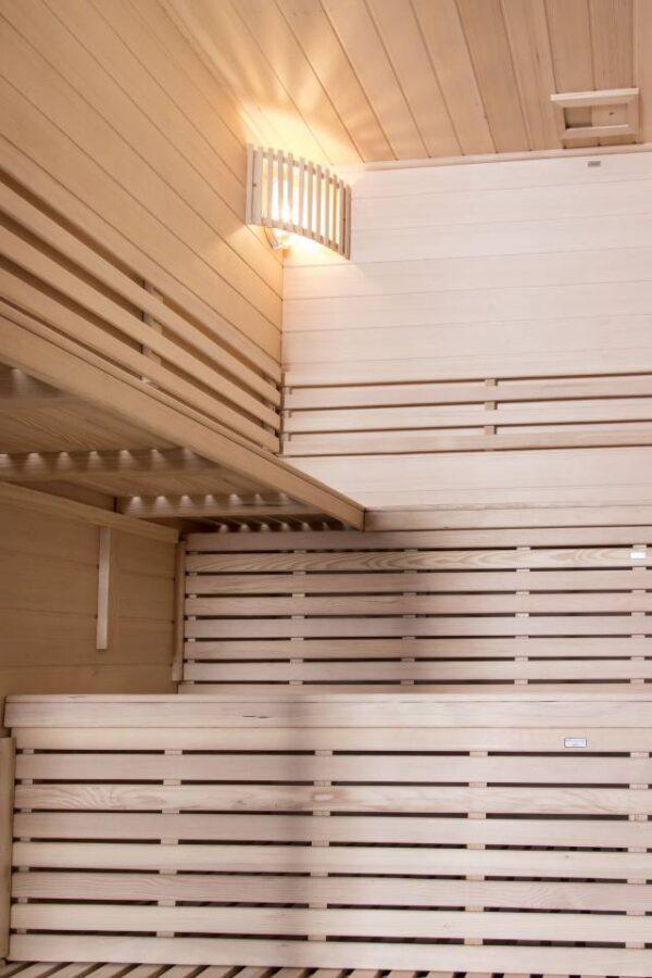 panca sauna