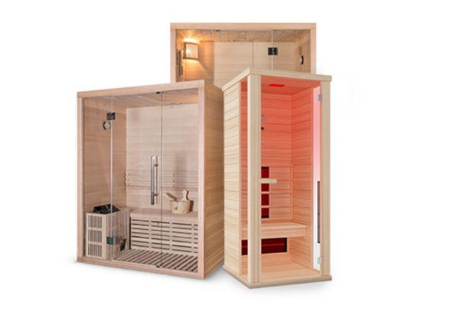 La sauna di Wellisitalia